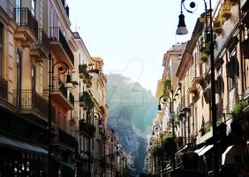 streets of sorrento by erosarizona