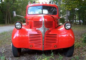 Classic Dodge tow truck 2 by Ripplin