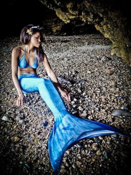 Sirena the Mermaid! by xAleux