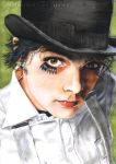 Gerard Way WatercolourPainting by sharmz