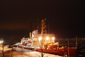 Canadian Coast Guard by Swatmax
