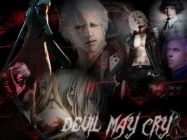 Devil May Cry by NeverBreakAnAngel