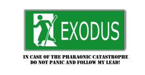 EXODUS sign by Thothhotep