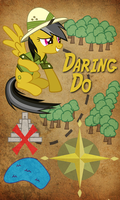 Daring Do Win7 Phone BG by TecknoJock