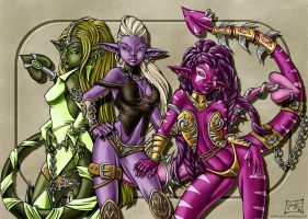 Cilessians by KaRzA-76