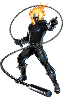 Ultimate MVC3 ghost rider by heatheryingNL