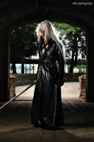 Sephiroth - Armor Less by ruinpyroclasm