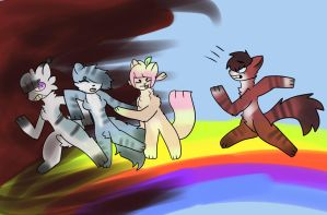 ~ what's at the end of satan's rainbow ~ by sebaIter