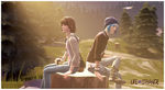 Life is Strange- Max and Chloe by meowl