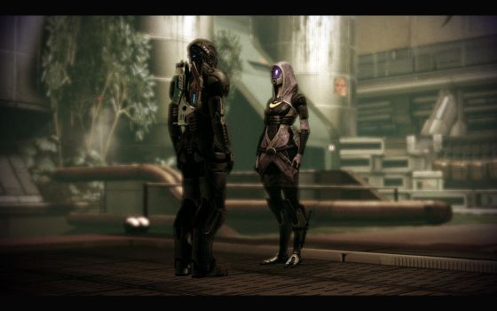 Mass Effect screenie 2 by Dolmheon