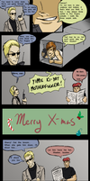 Christmas Tradition by RosaSericea