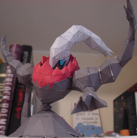 Darkrai Papercraft by Darkwolf19