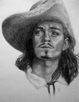 Will Turner by kekumbaz
