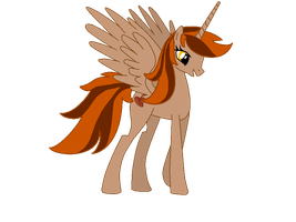 Thea Cacao OC : Alicorn by pinay4life001