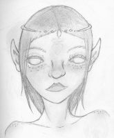 Elfie Elf by Arctic-Novian