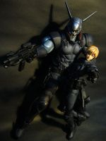 Appleseed Saga 04 by twohand