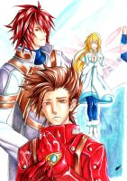 Tales of Symphonia by AzuraLine