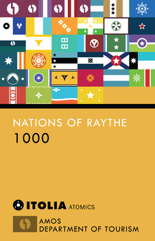 NF: Nations of Raythe 1000 Almanac by manomow