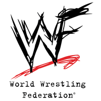 WWF / World Wrestling Federation Logo by B1ueChr1s