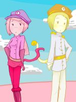 Stormo And Goliad by AskIce-Princess