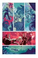UNDERTOW Issue 1 release preview 3 by OXOTHUK