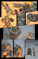 Star Wars TORUS - page 3 colors by lobotomous