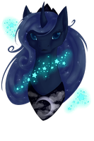 Luna De Noir by harecandy