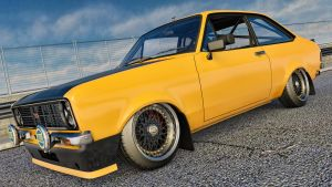 1977 Ford Escort RS1800 by SamCurry
