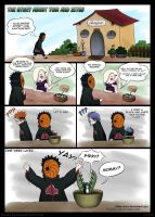 The Story about Tobi and Zetsu by KujaEx