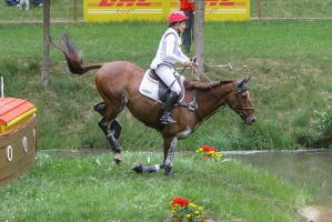 3DE Cross Country Water Obstacle Series XIII/13 by LuDa-Stock