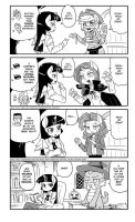 MLP 4koma : Halloween by shepherd0821