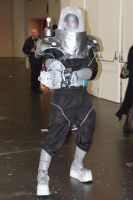 NYCC 2012 - Mr Freeze by kamau123