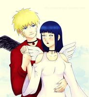 Come my way - NaruHina by StrawberryHini