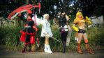 Team RWBY! by SangzHime