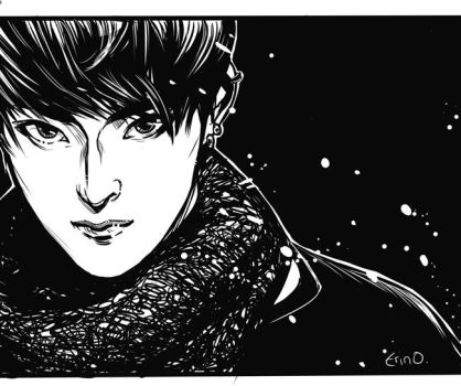 Graphic Novel Tao by spiderlady