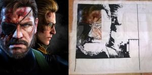 MGSV: Ground Zeroes Project Update 06 by Snake-Fangirl