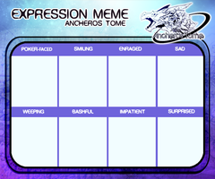 AT - Expression Meme Blank by faluu