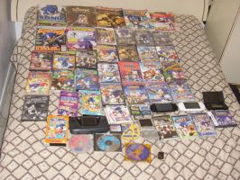 My Sonic Collection by Sonic2598