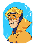 Booster Gold by smokegem