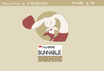 Fakemon Dex - Bunnable by Maipee-Chan