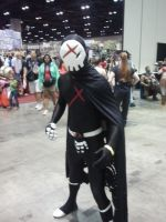 Megacon 2014: Red X cosplay by Oblivion-Evil