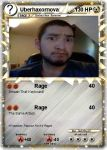 UberHaxorNova Card by DARKKING22