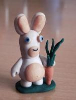 Rabbid by coralfg