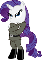 Star Wars Rarity: Imperial Officer(No hat version) by Baka-Neku