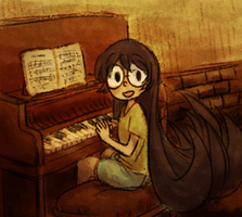 A Duet, Perhaps? by BearWithGlasses