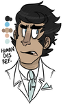 Human!Des - Colour Ref. by BritishMedic