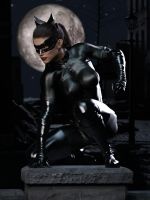 Catwoman by DahriAlGhul