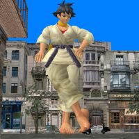 Giantess Makoto - Problem? by XxSumRaNdOmGuYxX