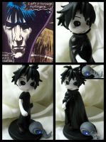 Customized Doll: MORPHEUS by scytheiel