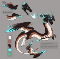 Cloud Spinner reference - commission by Kium